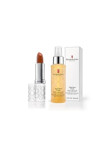 Elizabeth Arden Elizabeth Arden Eight Hour All- Over Oil 100 Ml+Stick 3.7 Gr Honey Renksiz